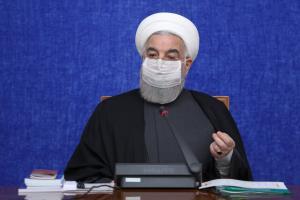 روحانی: اگر جنگ اقتصادی نبود، دلار ۵ هزار تومان بود