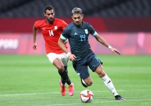 پیروزی سخت آرژانتین مقابل مصر
