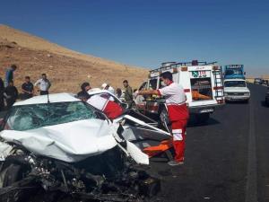 فاجعه در باند اضطراری فرود هواپیما در همدان؛ وانت خیارشور ۳ نفر را کشت