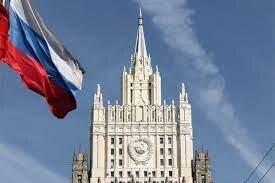 وزارت خارجه روسیه: عاملان بیگانه به دنبال تنش در دریای سیاه هستند