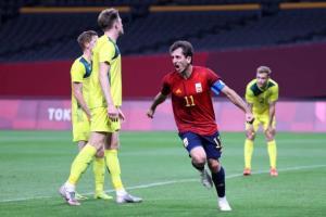 پیروزی دشوار اسپانیا بر استرالیا