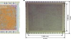 ساخت تراشه 32 بیتی ARM کاربردی به نام PlaticARM