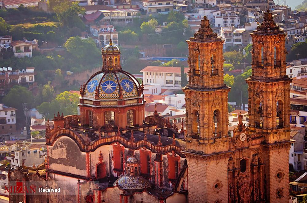جاذبه های برتر مکزیک را ببینید