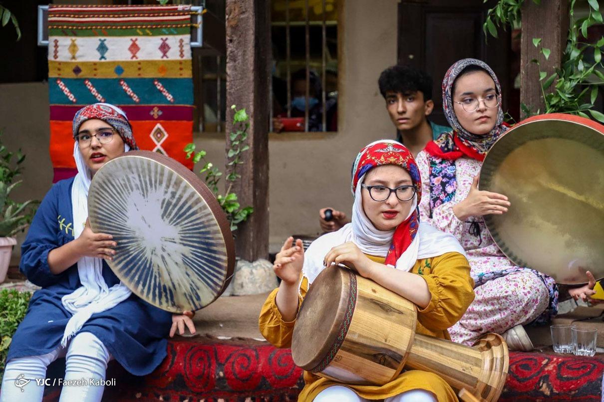 عکس/ جشن «نوسال طبری» در گلستان