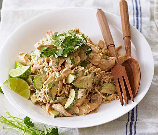 سالاد مرغ تايلندي؛ پيش غذايي متفاوت و آسان