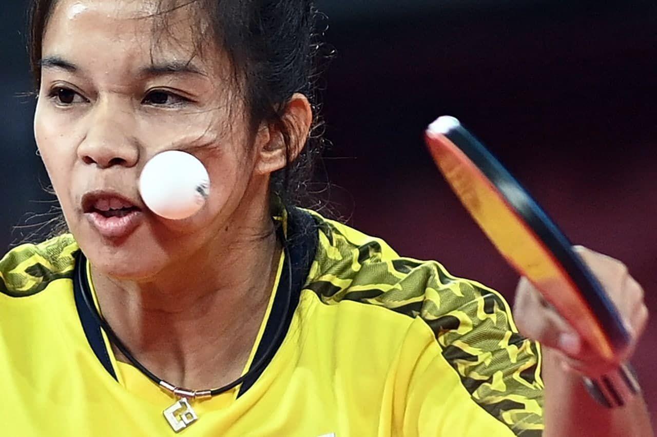 تصویر برگزیده رقابت های تنیس روی میز المپیک توکیو