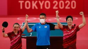 ژاپن قهرمان تنیس روی میز مختلط المپیک شد