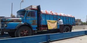 آغاز توزیع خوراک دام رایگان در خوزستان