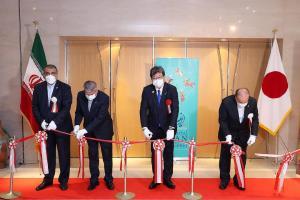 نمایشگاه «ایران زیبا» در توکیو گشایش یافت