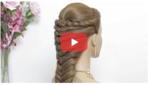 آموزش بافتن موها با روشی زیبا