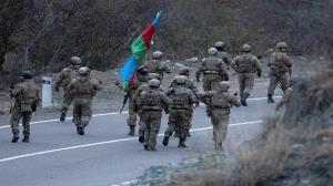 تیراندازی نظامیان ارمنستان به مواضع ارتش جمهوری آذربایجان