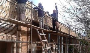 مرمت خانه تاریخی محسنی در اراک آغاز شد