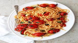 طرز تهیه اسپاگتی وجتریانو مرحله به مرحله