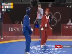 راهیابی ایران به مرحله نهایی رقابتهای تکواندو با شکست ژاپن