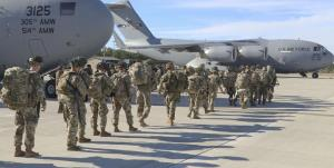 المیادین: توافق خروج نیروهای رزمی آمریکا از عراق حاصل شد