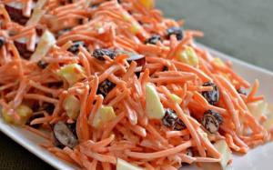 غذای ملل/ «سالاد هویج» خوشمزه به روش تایلندی