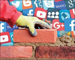 خطر دیوار کشی اینترنت