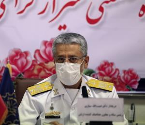 دریادار سیاری درگذشت رییس اداره عقیدتی سیاسی ستادکل نیروهای مسلح را تسلیت گفت