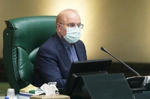 پیام رئیس مجلس برای درگذشت علیرضا تابش