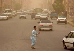 آلودگی هوا در زاهدان به ۱۰ برابر حد مجاز رسید