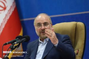 قالیباف: تأمین اعتبار هزار میلیاردی برای مشکلات خوزستان کُند شده است