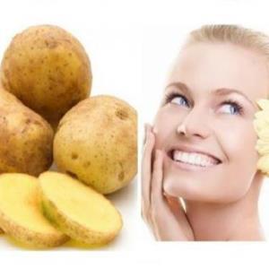 5 فایده سیب زمینی برای پوست و روش های تهیه ماسک خانگی
