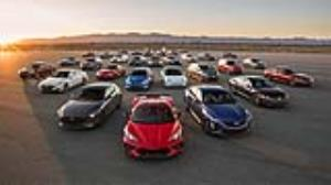رتبه بندی امسال برترین خودروهای جهان منتشر شد