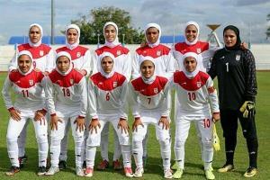 تغییر میزبانی بنگلادش برای تیم ملی فوتبال زنان ایران