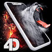 والپیپرهای 4D برای گوشی شما