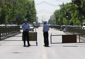 زیر گرفتن سرباز راهور توسط خودروی سفیر بلاروس تکذیب شد