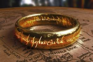 نوشتن ارباب حلقهها کمتر از اختراع زبانش زمان برده است؟