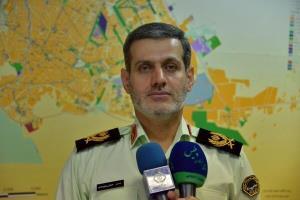 دستگیری ۳۹۹ مجرم در اجرای طرح ارتقای امنیت اجتماعی اراک