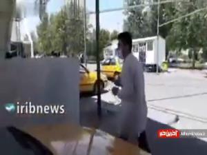 آغاز واکسیناسیون رانندگان تاکسی در پایتخت