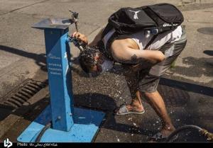 گرمای کُشنده در کانادا