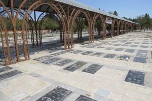 پذیرش ۳۸۵ فوتی در آرامستانهای قزوین