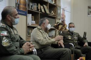 تقدیر سرلشکر موسوی از هوانیروز ارتش