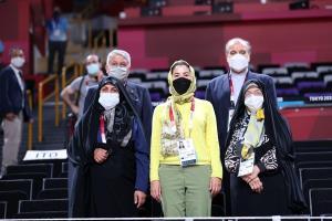اصغری: تیم ایران مقابل چک آهسته پیش میرفت