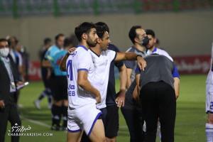 فرهاد مجیدی در رختکن استقلال به بازیکنانش چه گفت؟