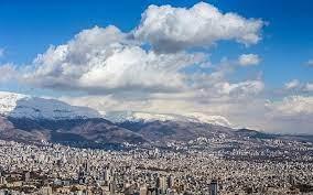 هوای امروز مشهد، در شرایط سالم