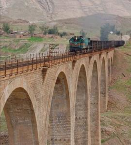 تبریک سفارت ایتالیا به مناسبت ثبت راه آهن ایران در فهرست یونسکو