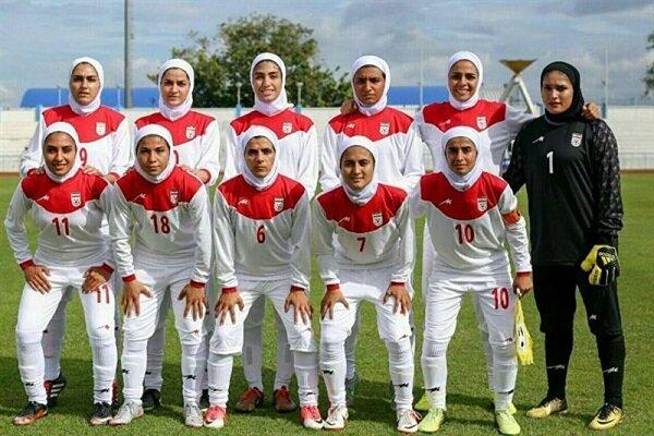 تغيير ميزباني بنگلادش براي تيم ملي فوتبال زنان ايران