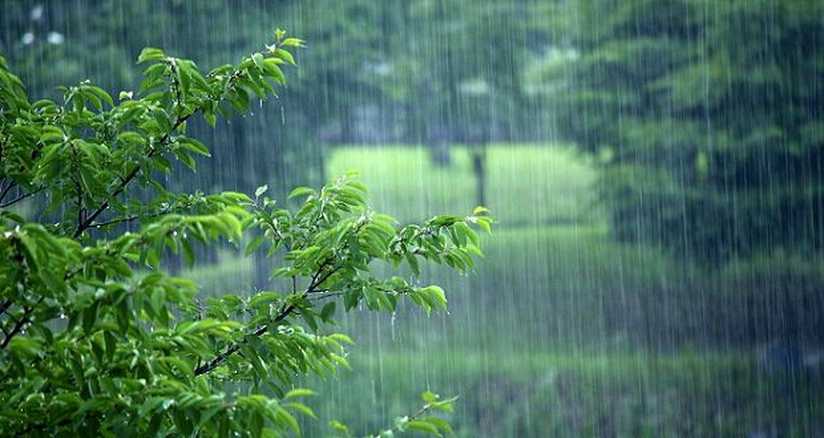 احتمال بارش رگباري و پراکنده در فارس