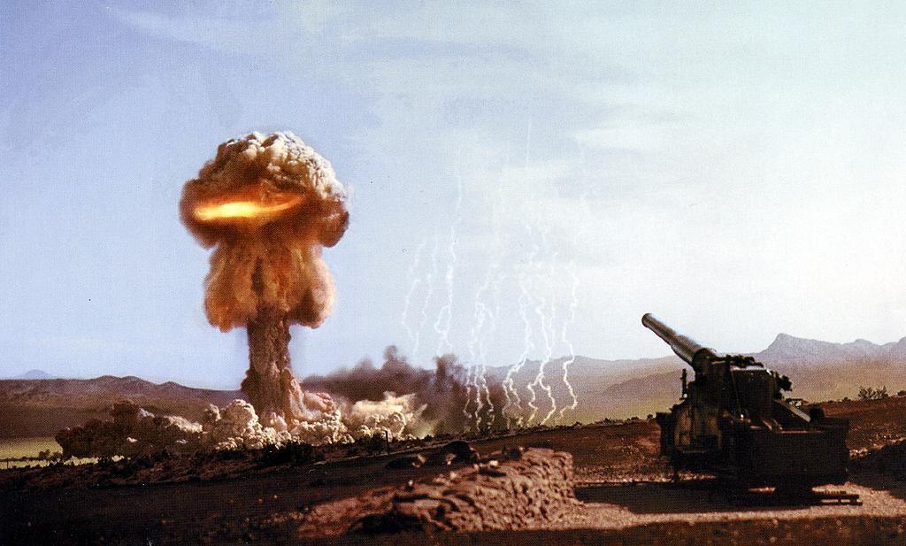 تنها توپ هستهاي ارتش آمريکا/ سلاحي توسعه يافته با الهام از نازي ها