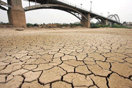 کشت برنج در خوزستان درگير بحران آب