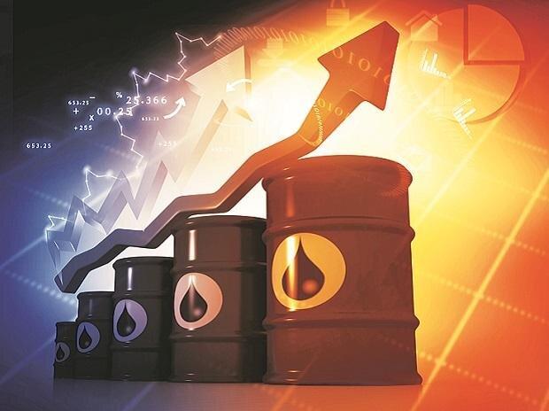افزايش ملايم قيمت نفت در بازار جهاني