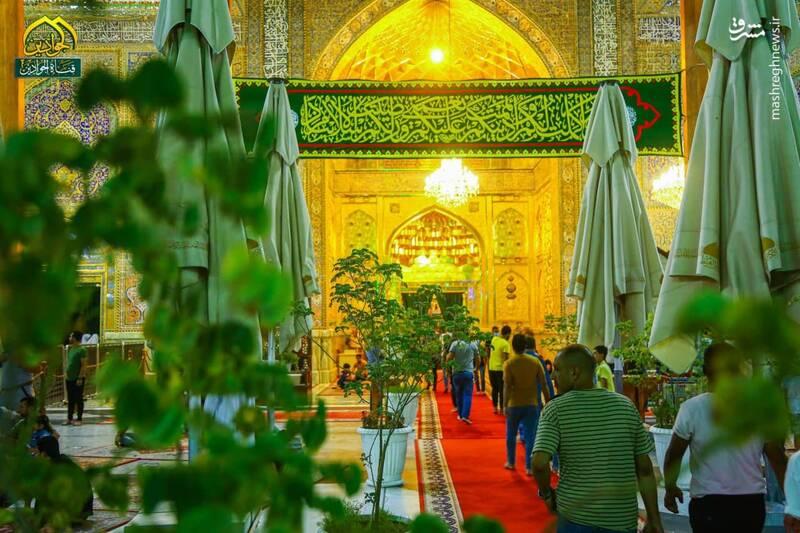 عکس/ کاظمین در آستانه عید غدیر