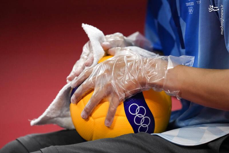 رعایت نکات بهداشتی در المپیک توکیو