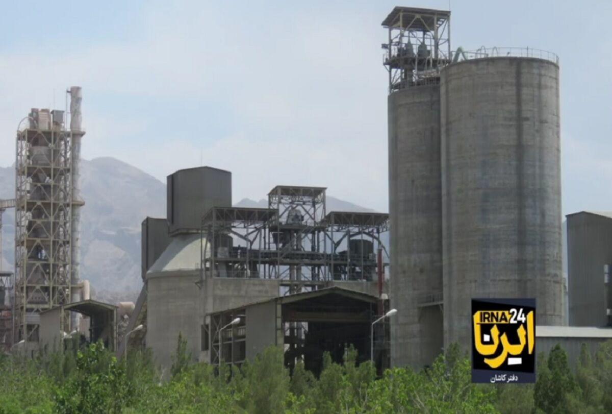 فعالیت ۲ کارخانه سیمان زنجان هفته آینده از سر گرفته میشود