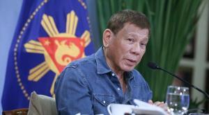 دفاع رئیس جمهوری فیلیپین از دیپلماسی با چین