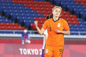 رکوردشکنی مهاجم تیم ملی هلند در المپیک توکیو